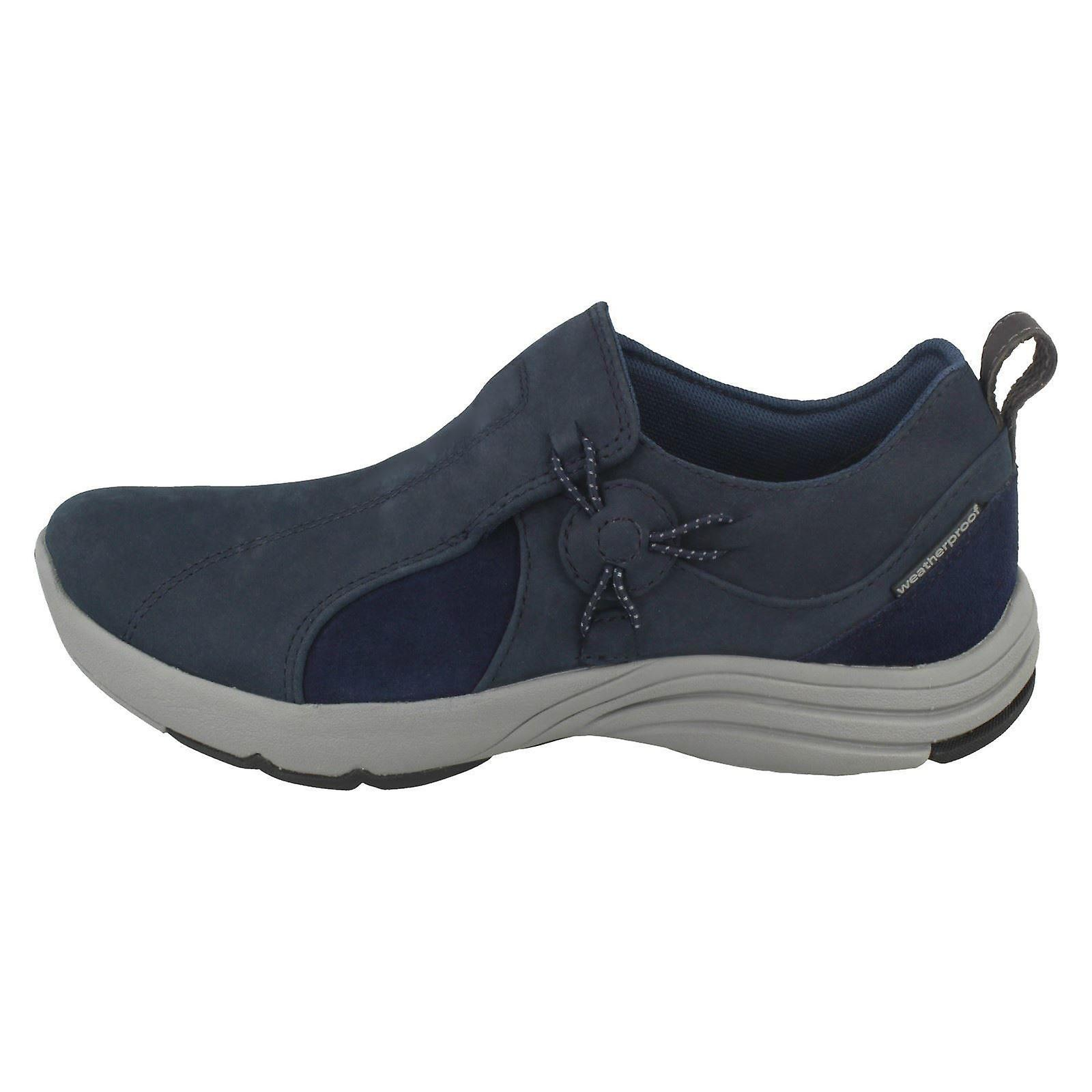 Wave Casual Clarks Ladies Shoes River U8tqxpwZ