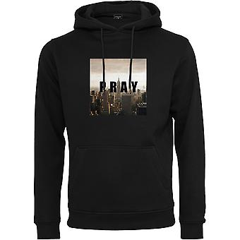 Mister tee Hoody - PRAY CITY black