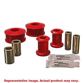 Energy Suspension Control Arm Bushing Set 15.3113R Red Front Fits:VOLKSWAGEN 19