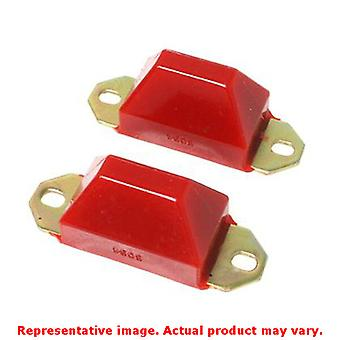 Energy Suspension universelle Bump Stop 9.9137R avant / arrière rouge Fits : JEEP 1976 -