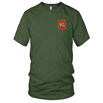 Batalion artylerii polowej - 372-sza armii USA haftowane Patch - dzieci T Shirt