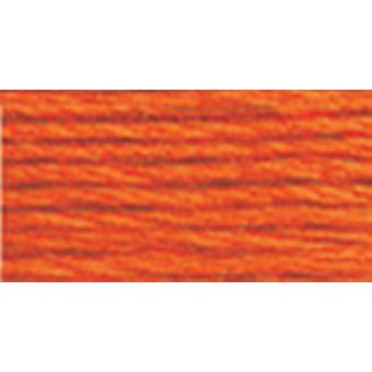 Dmc Tapestry & Embroidery Wool 8.8 Yards Light Burnt Orange 486 7947