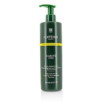 Rene Furterer Karite Hydra Hydrating Ritual Hydrating Shine Shampoo - Dry Hair (Salon Product) - 600ml/20.2oz