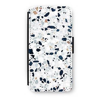 Samsung S8 Plus Flip Case - Terrazzo N°1