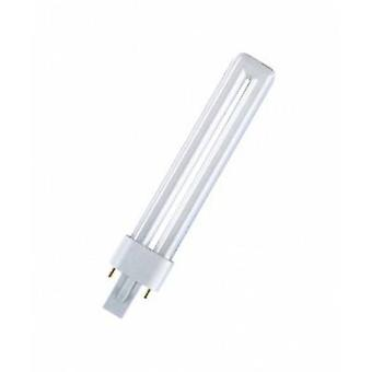 Energy-saving bulb 135 mm OSRAM 230 V G23 7 W = 40