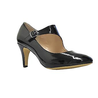 Lotus Womens Shoe Laurana Black
