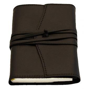 Coles Pen Company Amalfi Medium Plain Refillable Journal - Black