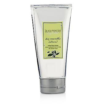 Laura Mercier Tee Menthe Citron Creme Body Cleanser 170ml / 6oz