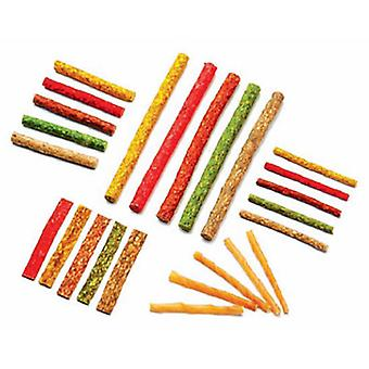 Dimac Cigarette Colors Box 2000 Und. (Dogs , Treats , Edible Sticks)