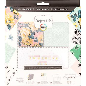 Project Life All-In-One Album Kit-Becky Higgins Bloom Edition 380851