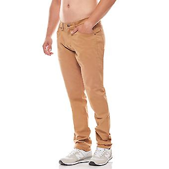 Wrangler jeans Bostin men's trousers Brown