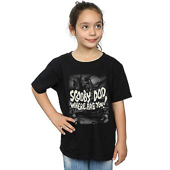 Scooby Doo Girls Scary Castle T-Shirt