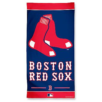 Wincraft MLB Boston Red Sox beach towel 150x75cm