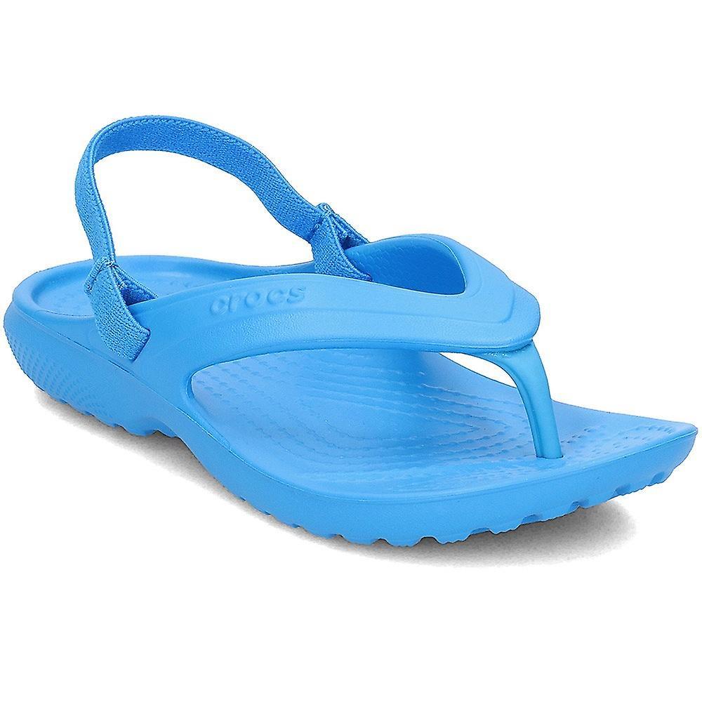 Crocs Classic 202871OCEAN universal Kleinkinder Schuhe