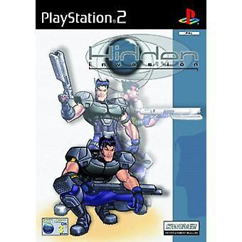 Skjulte Invasion (PS2)
