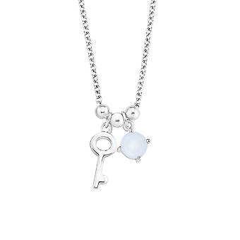 s.Oliver jewel children and teens necklace-silver bowl 2012459