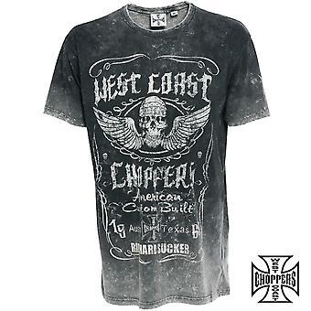 West Coast choppers T-Shirt ride hard sucker vintage