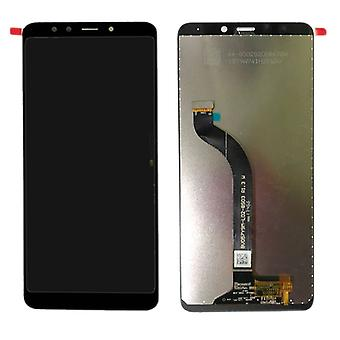 Display full LCD unit touch spare parts for Xiaomi Redmi 5 Repair black