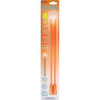 Knit Lite Knitting Needles-Size 8
