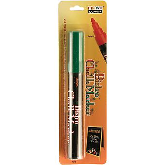 Bistro Chalk Marker 6mm Bullet Tip-Green