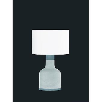 Trioen belysning Rodney moderne konkret se konkrete bordlampe