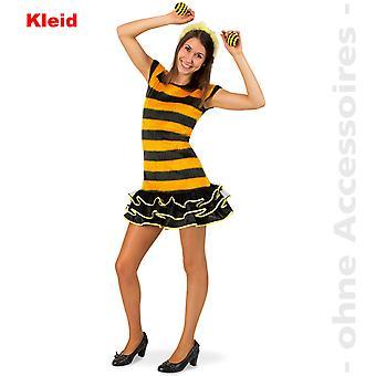 Biene Kostüm Hummel Bee Damen Teenager Kostüm Damenkostüm