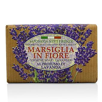 Nesti Dante Marsiglia In Fiore Vegetal Soap - Lavender - 125g/4.3oz