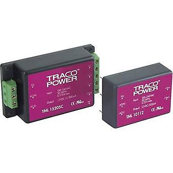 AC/DC PSU (print) TracoPower TML 15105C 5 Vdc 3 A 15 W