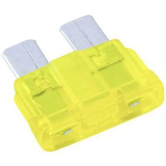 Standard blade-type fuse 20 A Yellow ESKA 340131 5