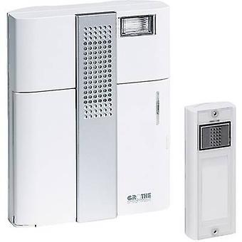 Wireless door bell Complete set Grothe 43300 Mistral 300