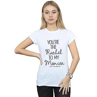 Friends Women's You're The Rachel To My Monica T-Shirt