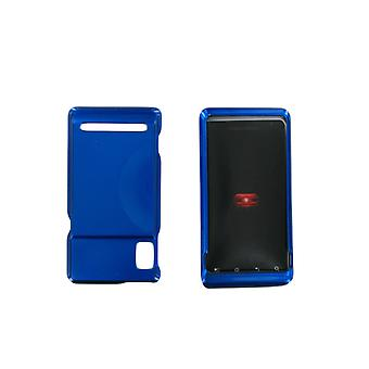 Snap-On Verizon copertina rigida per Motorola Droid 2 (blu)