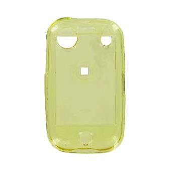 Wireless Solutions  Snap-On Case for Palm Pre, Pre Plus - Yellow