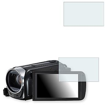 Canon Legria HF R48 display protector - Golebo crystal clear protection film