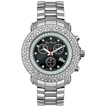 Joe Rodeo diamante reloj - JUNIOR 8 quilates de plata
