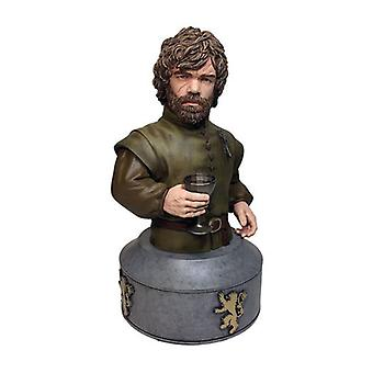 Game of Thrones bust Tyrion Lannister hand of the Queen detailed replica made from resin (resin). Manufacturer: Gentle giant / dark horse.