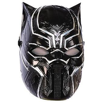 Black Panther Avengers assemble mask - child MARVEL kids super hero mask Carnival