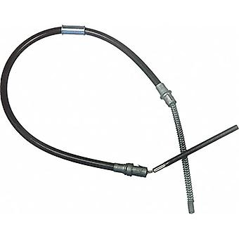 Wagner BC140102 Premium Brake Cable, Rear Left