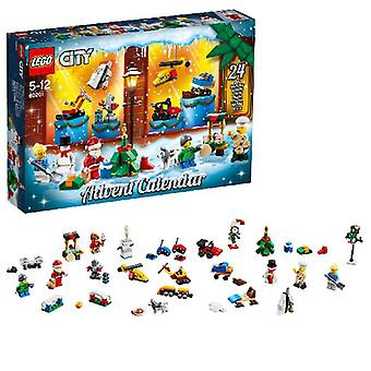 Lego 60201 City Adventkalender