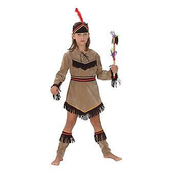 Bnov indisk jente kostyme