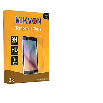 Garmin Camper 660 LMT Screen Protector - Mikvon flexible Tempered Glass 9H (Retail Package with accessories)