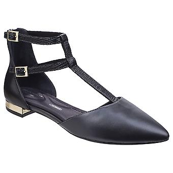 Rockport Womens/Ladies Adelyn Leather T Strap Shoes