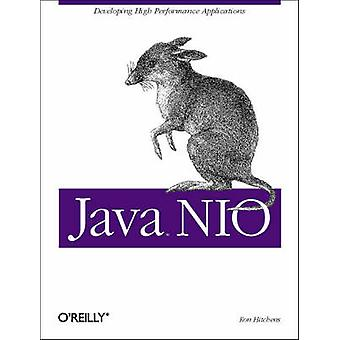 Java NIO por Ron Hitchens - libro 9780596002886