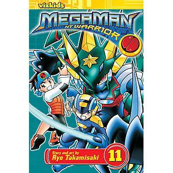 MEGAMAN Nt Warrior - volumen 11 (ed de UK) por Ryo Takamisaki - Ryo Takamis