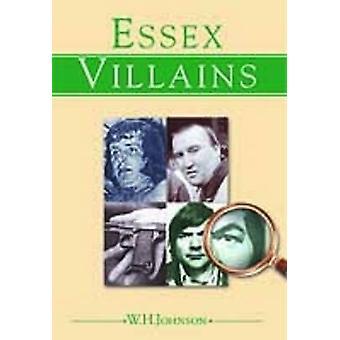 Essex Villains by Essex Villains - 9781853068829 Book