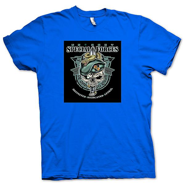 Heren T-shirt - Special Forces - De Oppresso Liber