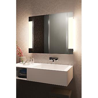 Elegant Demister Bathroom Cabinet With Demister Sensor & Shaver k1506i