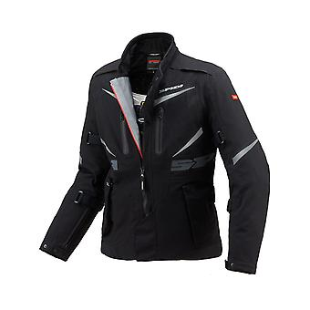 Spidi Black X-Tour Evo Waterproof Motorcycle Jacket