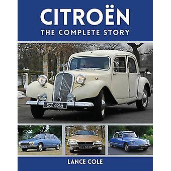 Citroen - a história completa por Lance Cole - livro 9781847976598