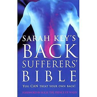 Sarah Keys tillbaka drabbade Bibeln